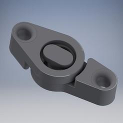Schliesse_2.jpg Download STL file closure, Chain lock , Verschluss • 3D printable model, tobimat