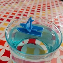 20210118_121024.jpg Download free STL file boat - bateau - Boot • 3D print template, tobimat