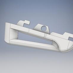 VW_Autoschlüssel_Ring.jpg Download STL file Volkswagen Car Key lower part - VW Golf MK7 Touran 2 T6 Tiguan • 3D printing model, tobimat