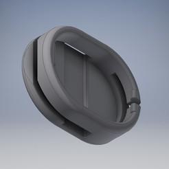 Garmin_1.jpg Download STL file Garmin Tempe Temperatur sensor fix Halterung befestingung • 3D printing model, tobimat