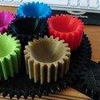 Download free STL file MechanicalEggHolder • 3D printable object, pseudex