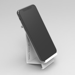 untitled.16.jpg Télécharger fichier STL gratuit support pour smartphone 3 positions • Objet à imprimer en 3D, javierdelmo1998