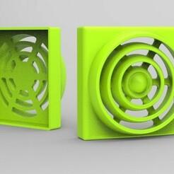 untitled.32.jpg Télécharger fichier STL Protection des ventilateurs 40X40 • Plan pour imprimante 3D, javierdelmo1998
