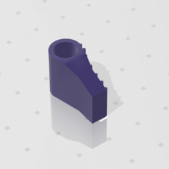 Screenshot (77).png Download STL file AAP-01 Thumb rest • Template to 3D print, maximvdm