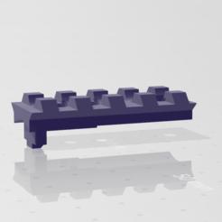 Screenshot (72).png Download STL file AAP-01 Rearsight Reddot Mount  • 3D printable object, maximvdm