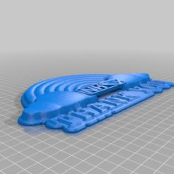 Télécharger plan imprimante 3D gatuit Les super-héros du NHS Rainbow, longpaul395