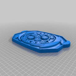 MMPR.png Download free STL file MMPR Mighty Morphin Power Rangers Plaque / Sign • 3D print template, longpaul395