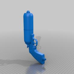 Sandman_Gas_Gun.png Download free STL file SandMan Gas Gun (Justice Society of America) • Template to 3D print, longpaul395