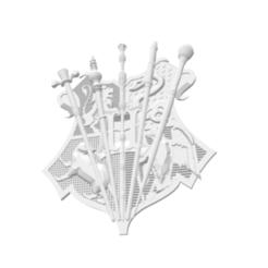 Télécharger fichier STL gratuit Professeurs de Poudlard • Design pour imprimante 3D, longpaul395