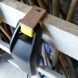Télécharger modèle 3D gratuit Support de batterie et de chargeur pour vélos électriques Bosch, jvp