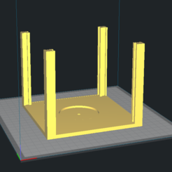 lithobox.PNG Download 3MF file Lithophane Box • 3D print design, superkolos