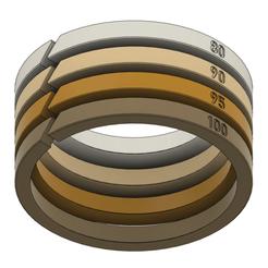 donuts.png Télécharger fichier STL gratuit donuts pour Mattebox 114mm • Design à imprimer en 3D, LucMeister