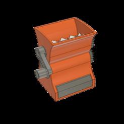 Descargar archivos 3D molino de hierbas, ilankaplan84