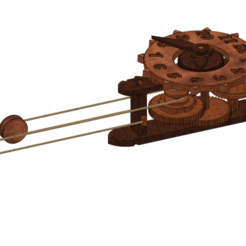 Descargar archivo 3D Modelo de reloj de pared 3d, animado, copia exacta de un viejo reloj de pared suizo de madera., ilankaplan84