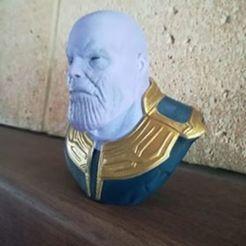 Download free STL file Thanos, debuckbenoit