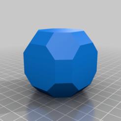 Truncated_Cuboctahedron_Solid.png Download free STL file Truncated Cuboctahedron • 3D print object, Rober314