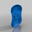 Download free 3D printing designs Concealed Tracker for Teal Sport Drone, Trede