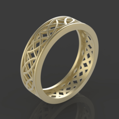 1.png Download OBJ file Ornament ring • 3D print model, papcarlo