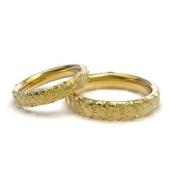 model 4.90.jpg Download OBJ file Large stones wedding comfort rings • Template to 3D print, papcarlo