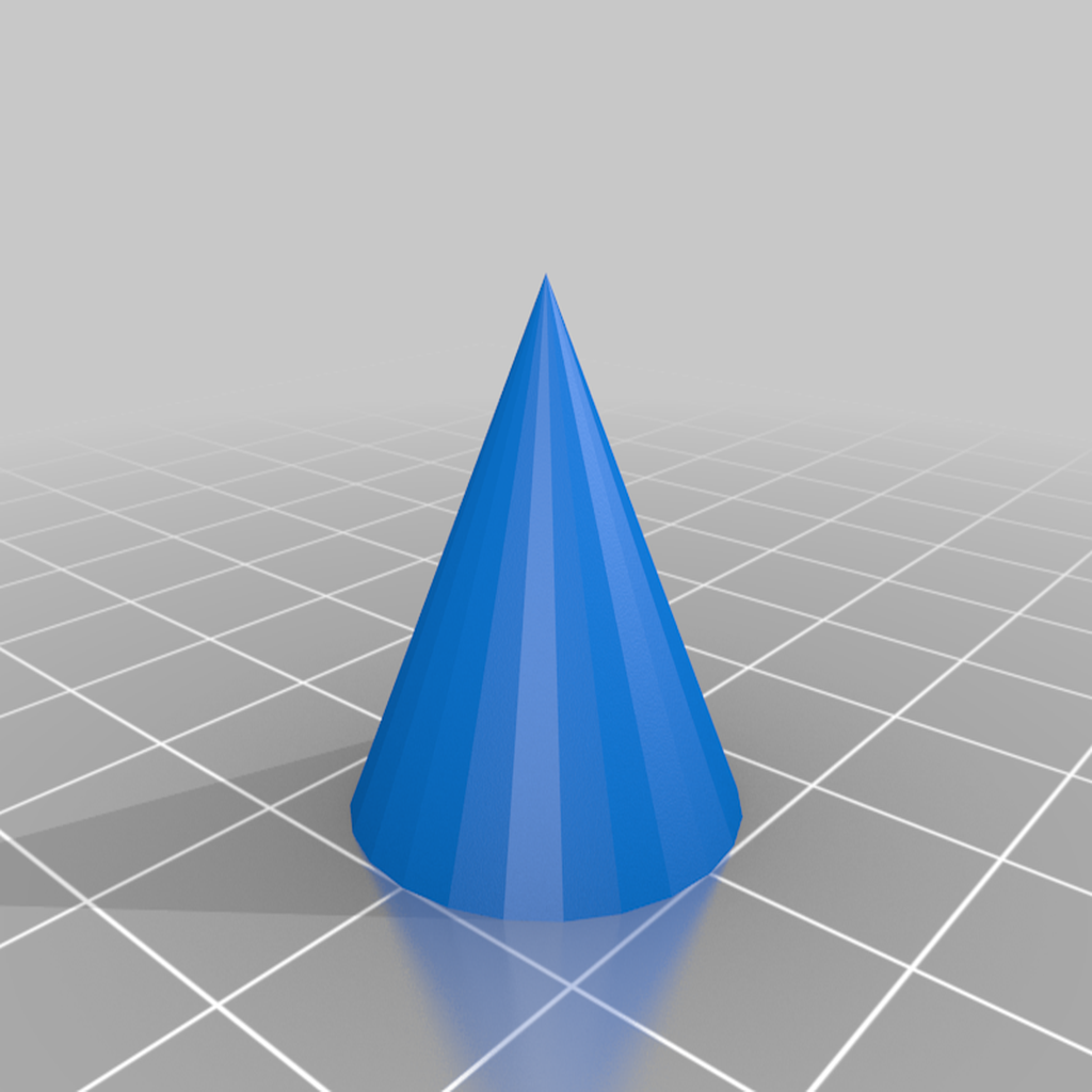 cone.png Download free STL file geometric shapes • 3D print object, seppemachielsen