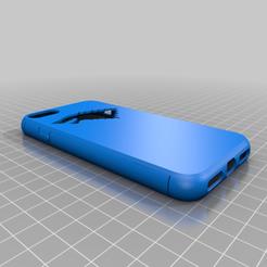 Imprimir en 3D gratis iphone 7 juego de tronos, seppemachielsen