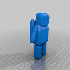 Download free 3D printer templates Astroboy, seppemachielsen
