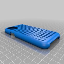 Impresiones 3D gratis Caso Iphone 11 pro lego, seppemachielsen