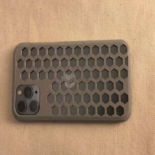 Descargar Modelos 3D para imprimir gratis caso iphone 11 pro, seppemachielsen