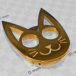 Clipboard01.jpg Download STL file Cat Self-defence / Self-defence Cat • 3D printer model, lucasgrillovcp
