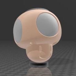 1.JPG Download STL file Mario Toad MATE • 3D print object, javnickels