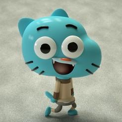Télécharger plan imprimante 3D Gumball, dallutem