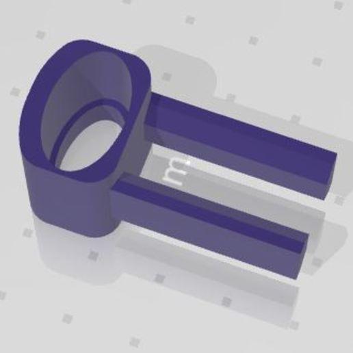 Download free STL file Fashdrive Holder for ender 3 • 3D printing model, lhemz2020