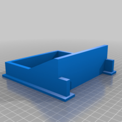 Roll_Holder_Base.png Download free STL file Filament Spool Holder Base for Sunhokey 2015 • Object to 3D print, AmanFathur