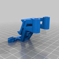 Download free STL file Caddx Vista Mount for Transtec Laser Lite S and Immortal Antenna mount • Design to 3D print, JTR1