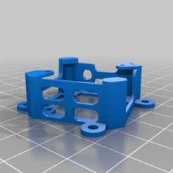 SO_Vista_Mount_30x30.png Télécharger fichier STL gratuit Monture universelle DJI/Caddx Vista 30X30 • Design à imprimer en 3D, JTR1