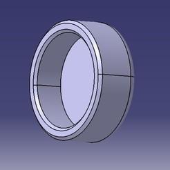 Bouchon cylindre YZ 125.jpg Télécharger fichier STL Bouchon de cylindre 125 Yamaha YZ • Objet pour imprimante 3D, M46-parts
