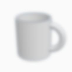 Taza-2.stl Download free OBJ file Mug • 3D printing object, PabloGomez