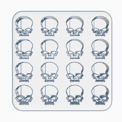 Captura de pantalla 2020-06-28 a las 1.27.38.png Download free OBJ file Skull Icebox • 3D printing object, PabloGomez