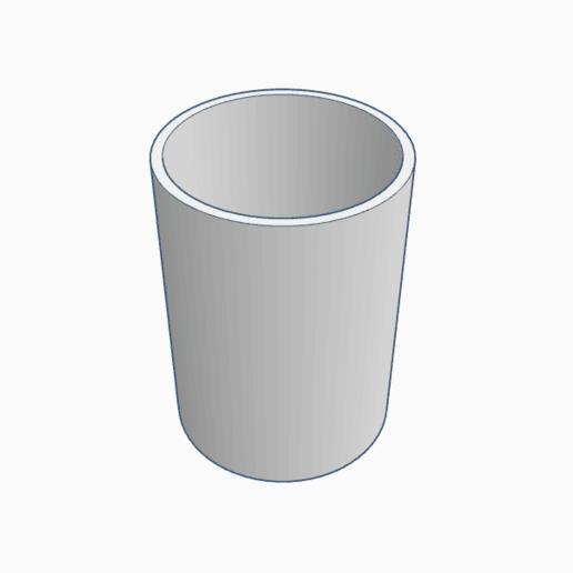 Download free 3D printer model Glass, PabloGomez