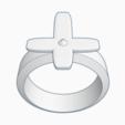 Télécharger plan imprimante 3D gatuit Anneau croisé, PabloGomez