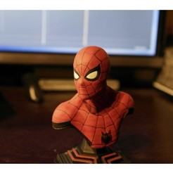 420269097e2fcae781240a787b21aba9_preview_featured.jpg Download free STL file Spider-Man • Model to 3D print, alvarroti