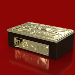 main_box_render 1.png Download STL file egypt Jewelry box basic  • 3D printing model, J-beer