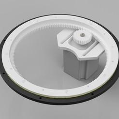 SlidingBearingGear_01.jpg Télécharger fichier STL Palier lisse 1:5/1:6 • Objet pour imprimante 3D, Dukubu