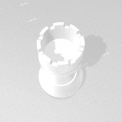 torre ajedrez 2.png Télécharger fichier STL Tour d'échecs - Jardinière - Maceta de torre de ajedrez • Modèle imprimable en 3D, henryestuardogm