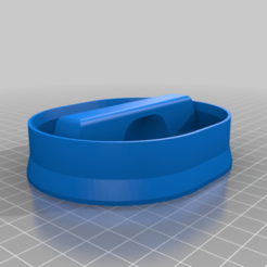 burger-patty-mold-shaper-80mm.png Download free STL file Burger patty press / mold / shaper • 3D printer template, akewea
