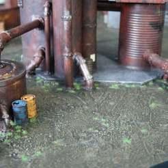 Descargar archivos 3D gratis Tubos de Wargame de 28/32 mm., akewea