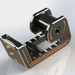 Télécharger fichier 3D gratuit Distributeur de ruban adhésif, Jetstorm-3D