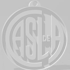 Download 3D printer templates Escudo de San Lorenzo, MartinAonL