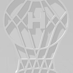 Download 3D printer designs Llavero de Huracán, MartinAonL