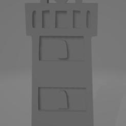 descarga (37).png Télécharger fichier STL Llavero de Ushuaia - Faro del Fin del Mundo • Objet pour imprimante 3D, MartinAonL